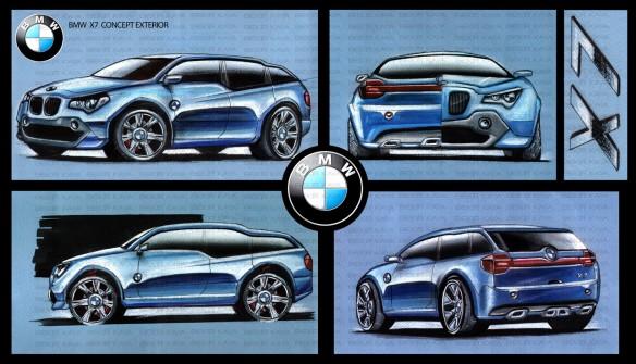 BMW-X75