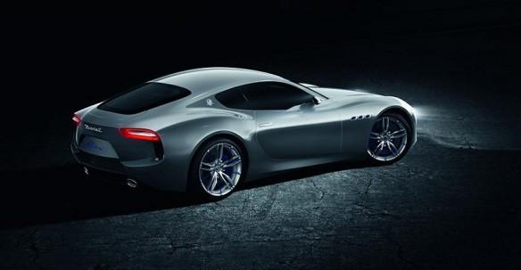 Maserati_Alfieri_producción