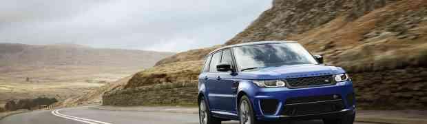Range Rover SVR. 550 CV a disposición de tus ganas de adrelanina
