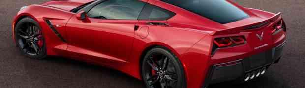 Está quemado. Sí, pero es un Corvette.
