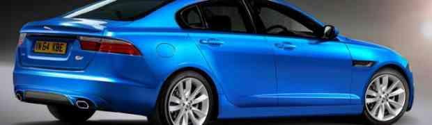 El Jaguar XE, a punto de ser presentado