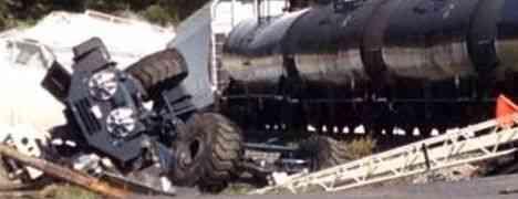 Terrible accidente en Luisiana