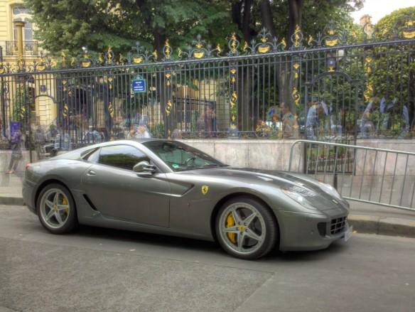 Ferrari_599_GTB_Fiorano_in_Paris